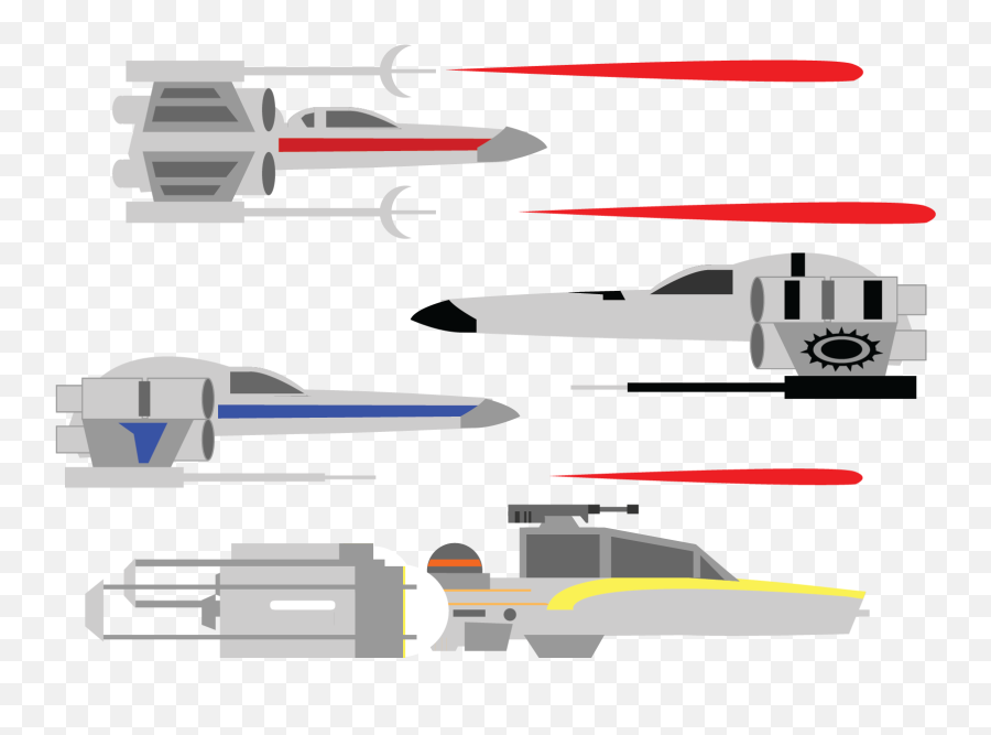 Download Incom On The Other Hand And Rebel Ships In General - Discord Star Wars Emoji