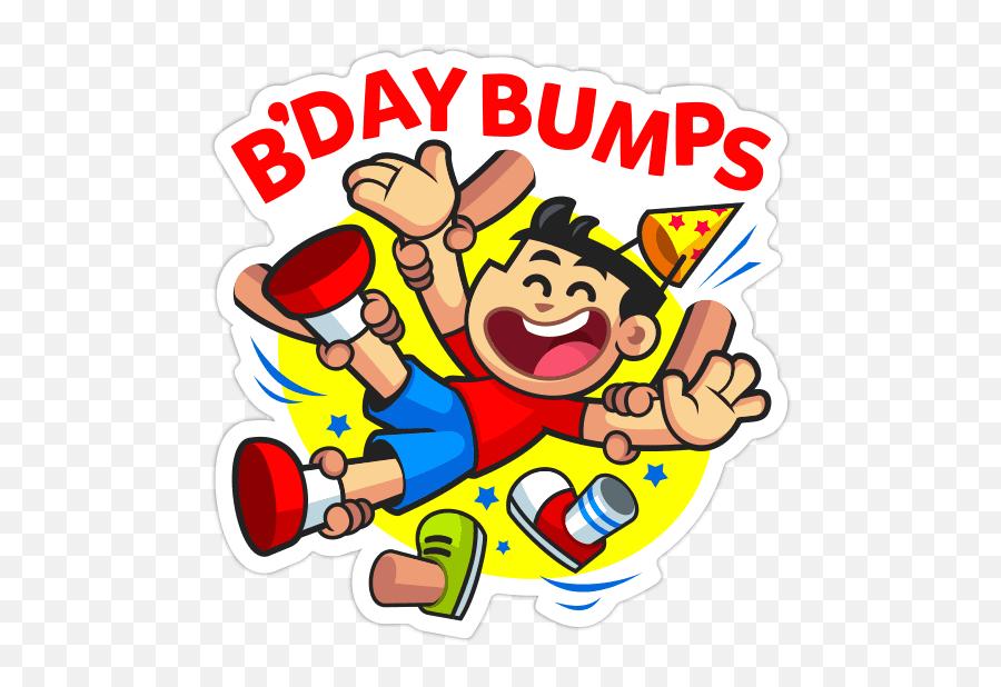 Happy Birthday Stickers Facebook Copy Paste Stickers - Birthday Stickers For Whatsapp Emoji