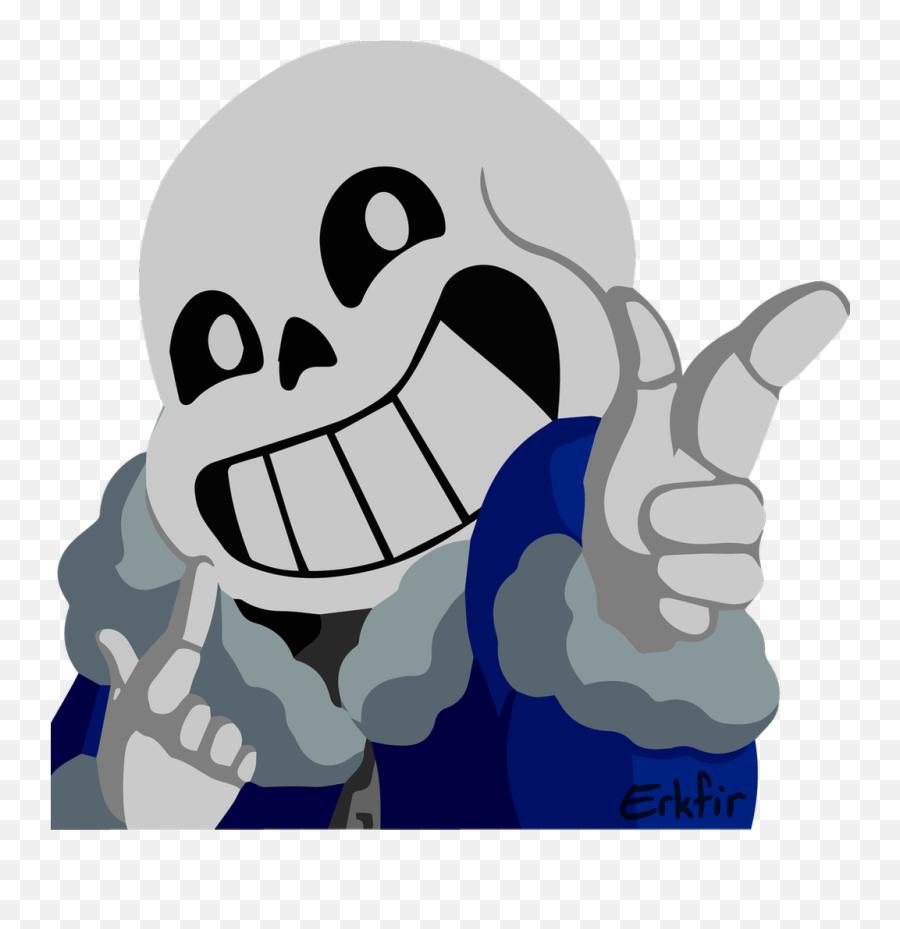Sans Fingerguns - Finger Guns Emote Discord Emoji,Finger Guns Emoticon