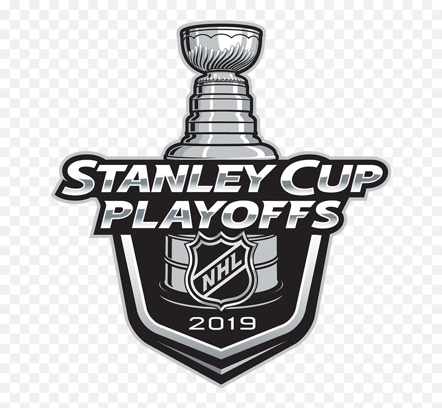 Trending Playoffs Stickers - Nhl Logo Stanley Cup Emoji