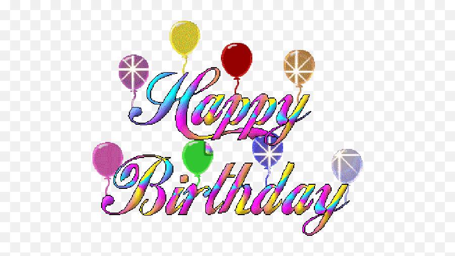 Pin - Animated Animation Animated Birthday Wishes Emoji