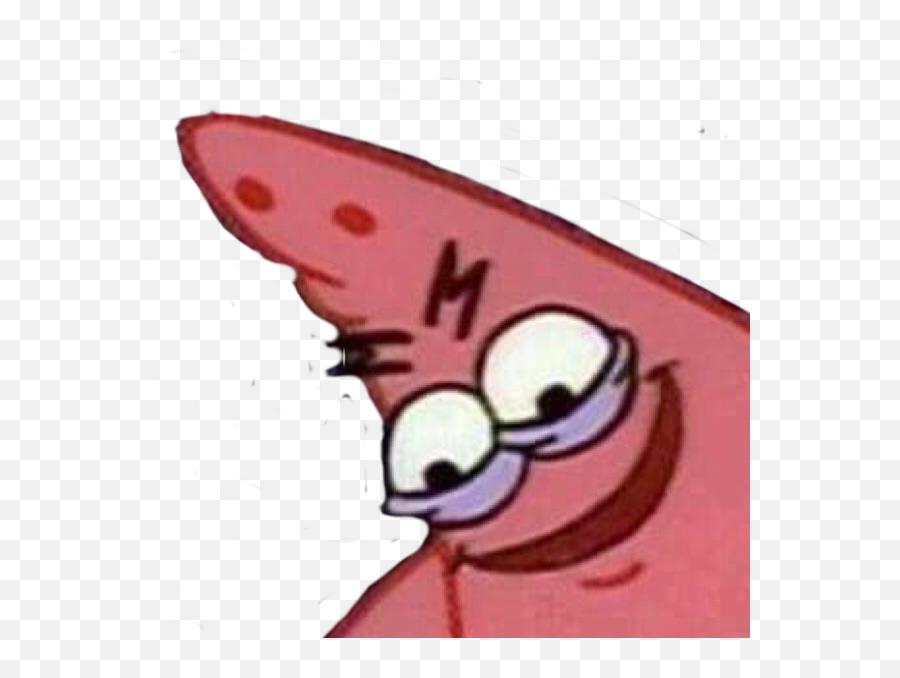 Meme Emoji - Evil Patrick Discord Emoji,Meme Emoji