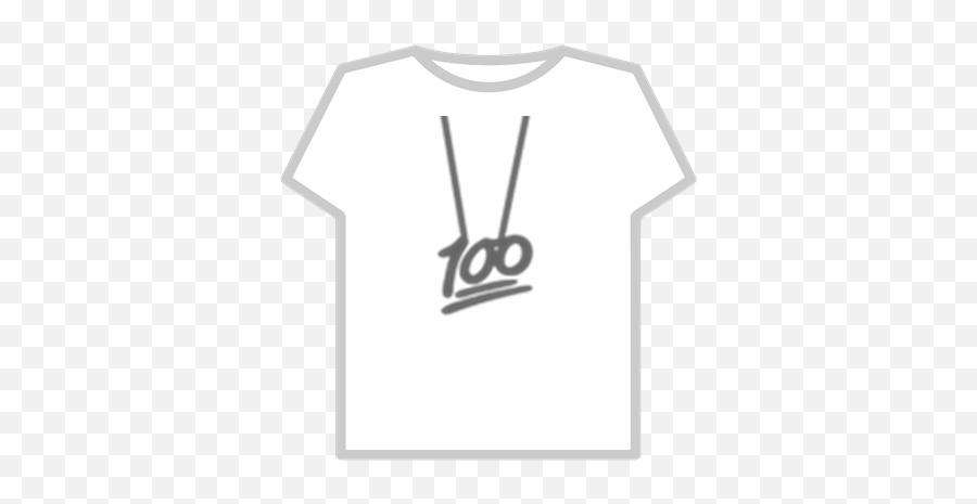 Gold Chain Roblox T Shirt 100 Emoji Gold Chain Dust Gray T Shirt Roblox Aesthetic Free Transparent Emoji Emojipng Com