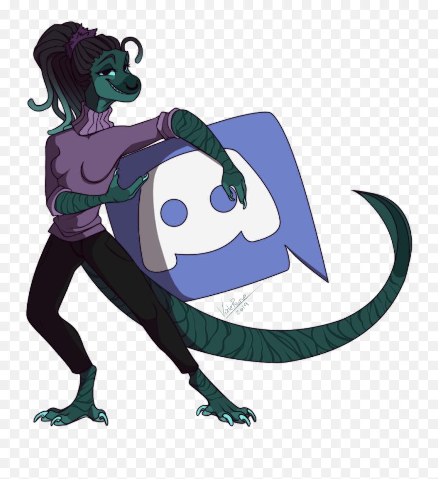 Discord Related - Cartoon Emoji