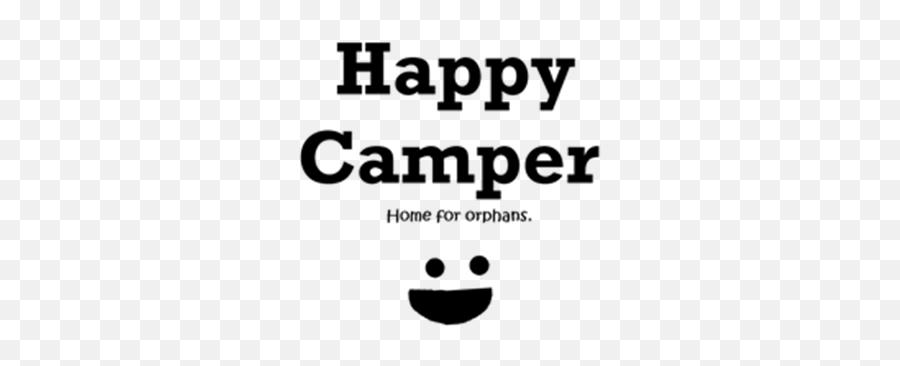Sly Movie Decal Happycamper - Smiley Emoji