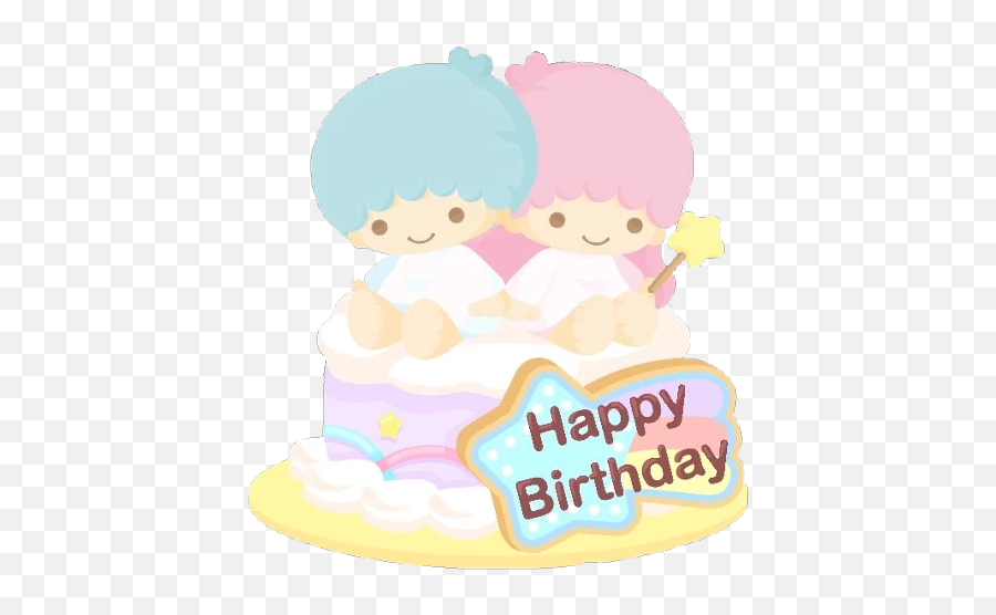 Popular And Trending Birthdaycake Stickers - Cartoon Emoji