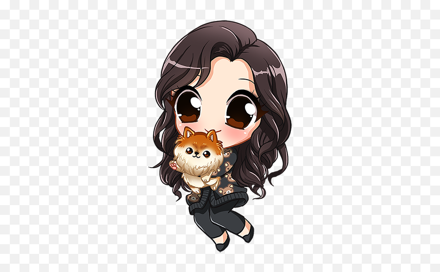 19 Images Cute Anime Emotes Discord - Anime Chibi Uguubear Emoji,Anime Emoji Discord