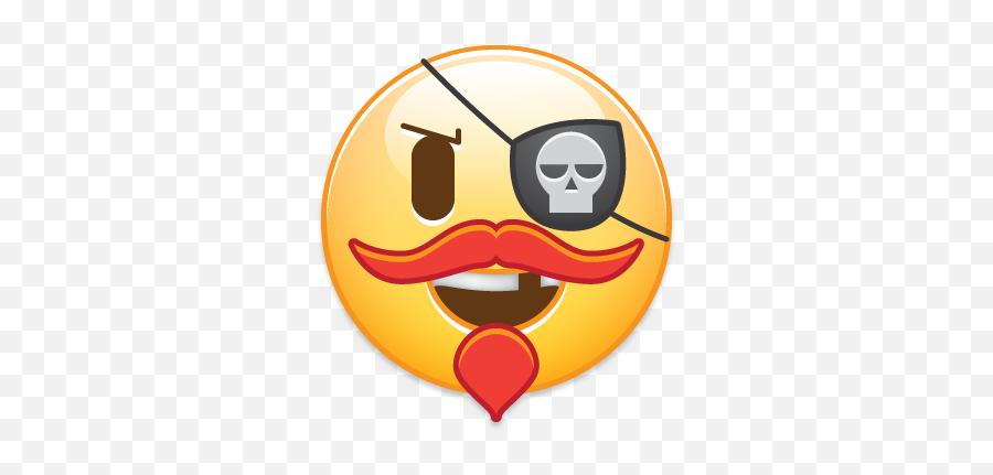 Emoji Jason Morgado Art - Smiley
