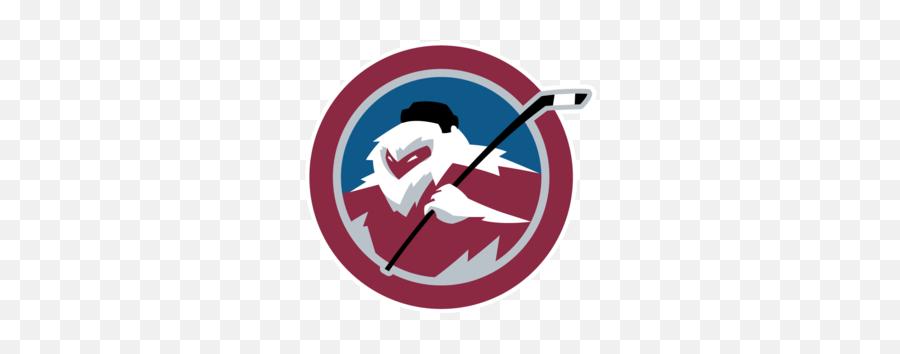 Sb Nations 2014 Nhl Playoff Coverage - Colorado Avalanche Clip Art Emoji