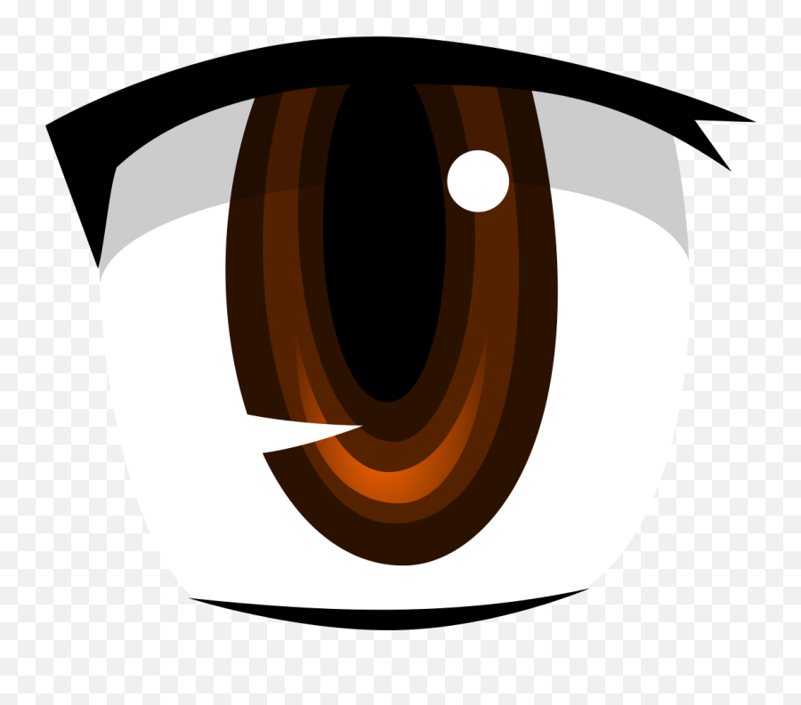 Magical Girl - Anime Boy Eyes Png Emoji