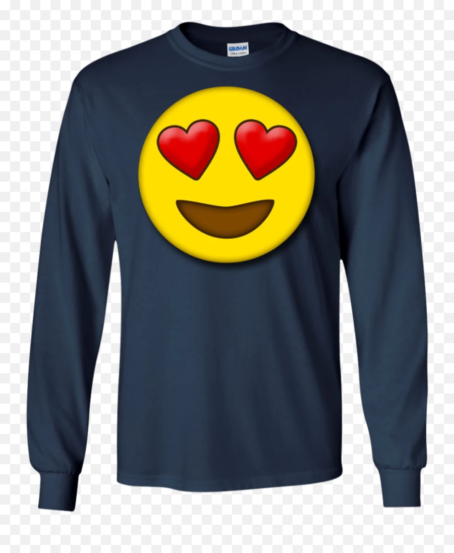 Cute Heart Eyes Emoji Valentines Day - St Louis Blues Steal Your Face