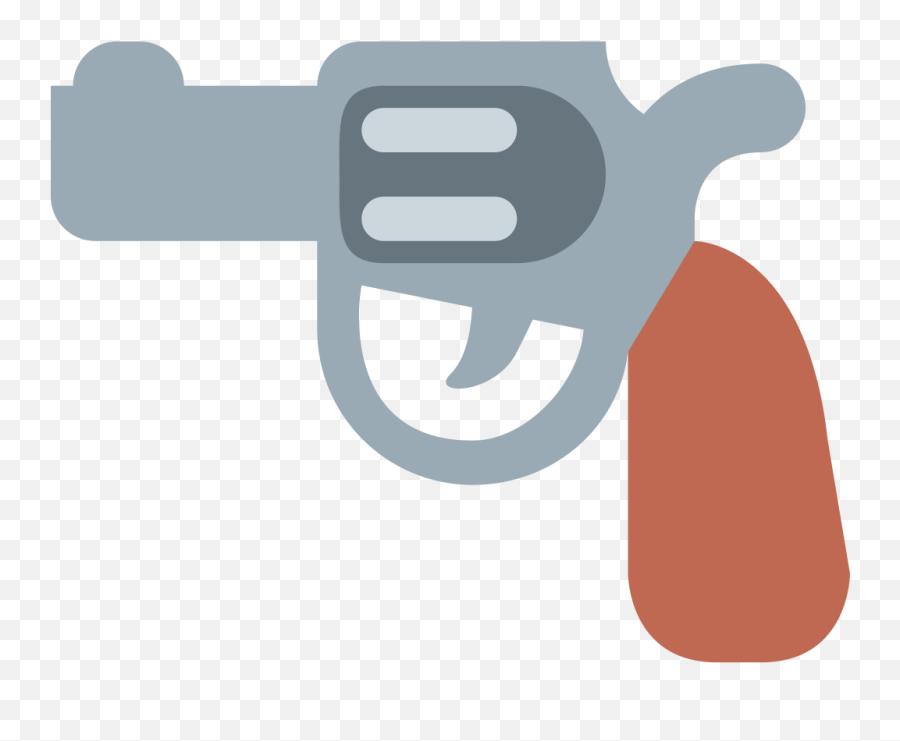 Twemoji2 1f52b - Discord Gun Emoji Png