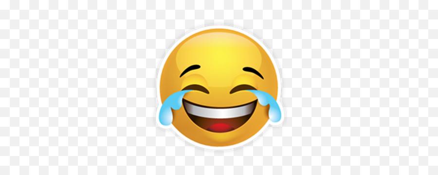 Tears - Laughing Emoji Transparent Background Png,Laughing Emoji Png
