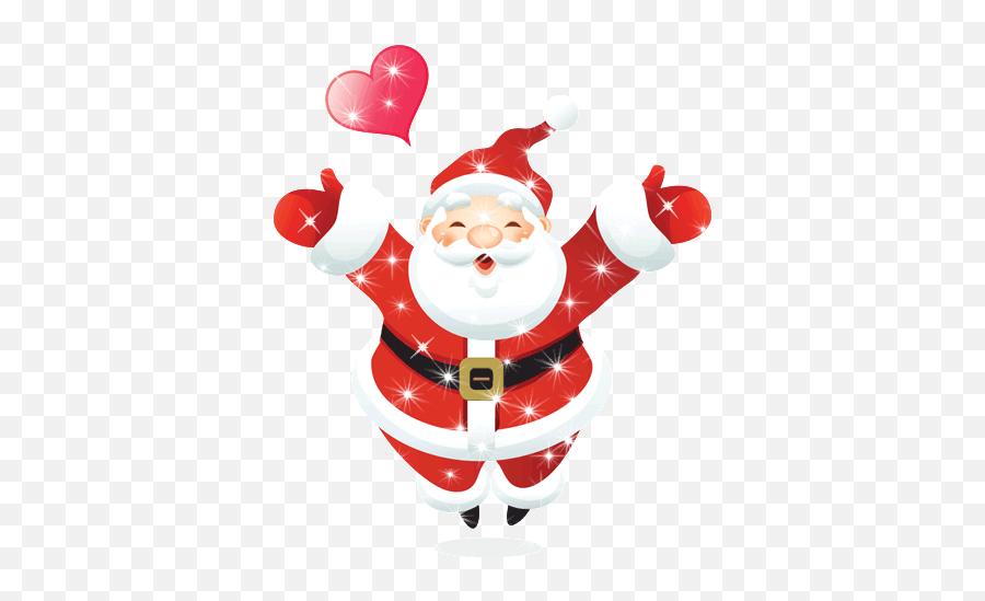 Vector Santa Papa Picture - Santa Claus Icon Png Emoji,Santa Clause Emoticon