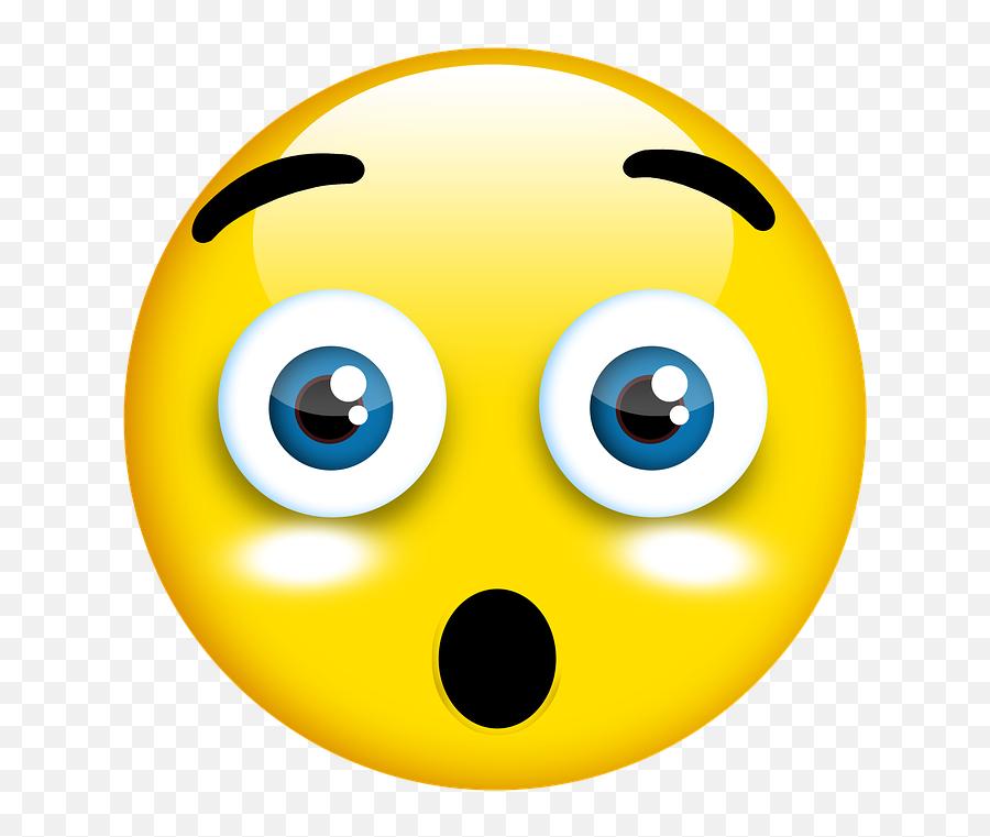 Smiley Oh My God 3d Button - Oh My God Icon Png Emoji,Joy Emoji