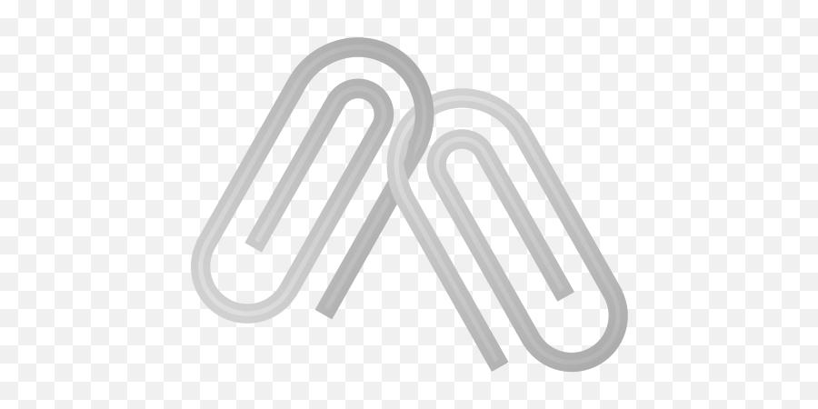 Linked Paperclips Emoji - Clips Emoji,Trombone Emoji