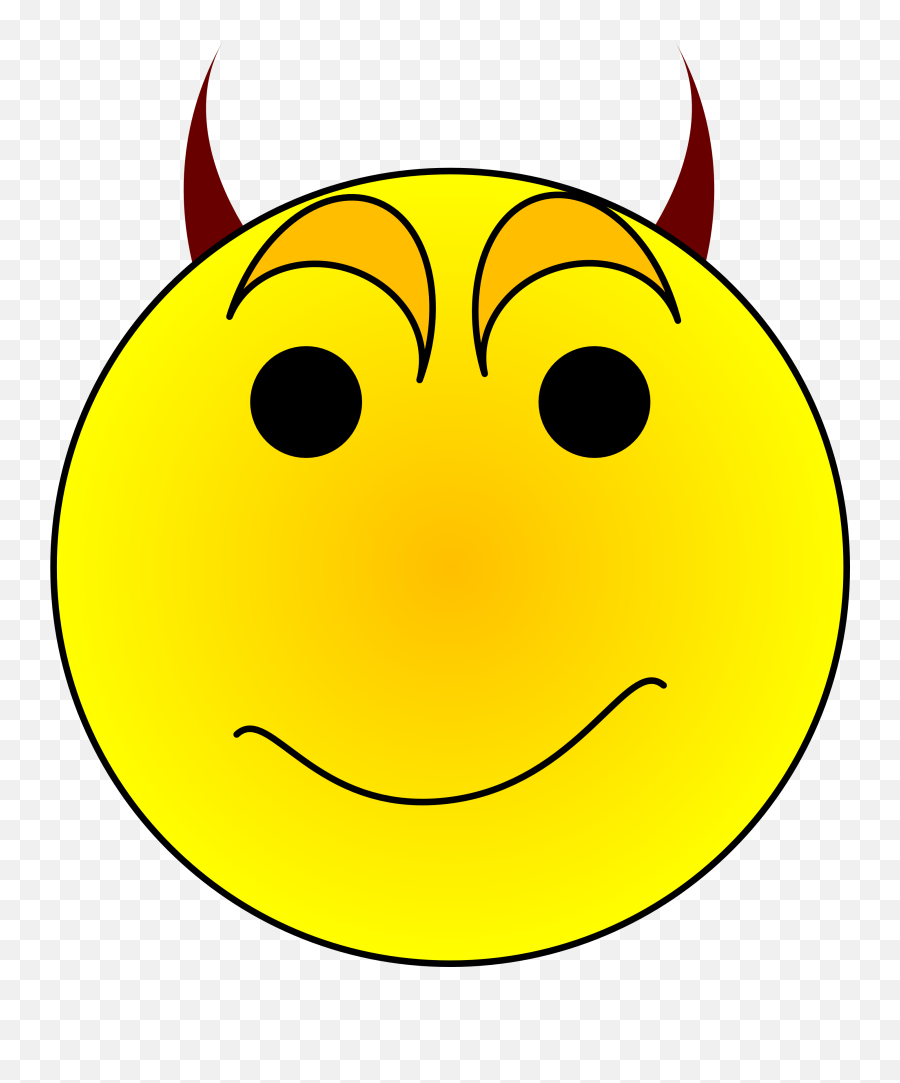 Mad Clipart Angry Emoticon Mad Angry Emoticon Transparent - Smiley Face Emoji,Open Eye Crying Laughing Emoji