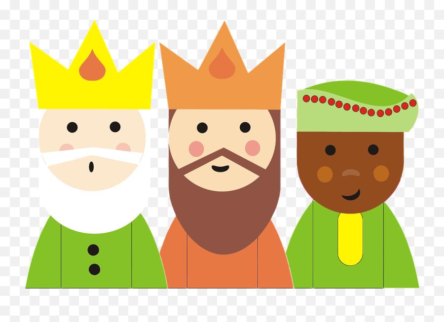 Free Three Kings Jesus Images - Three Kings Transparent Background Emoji