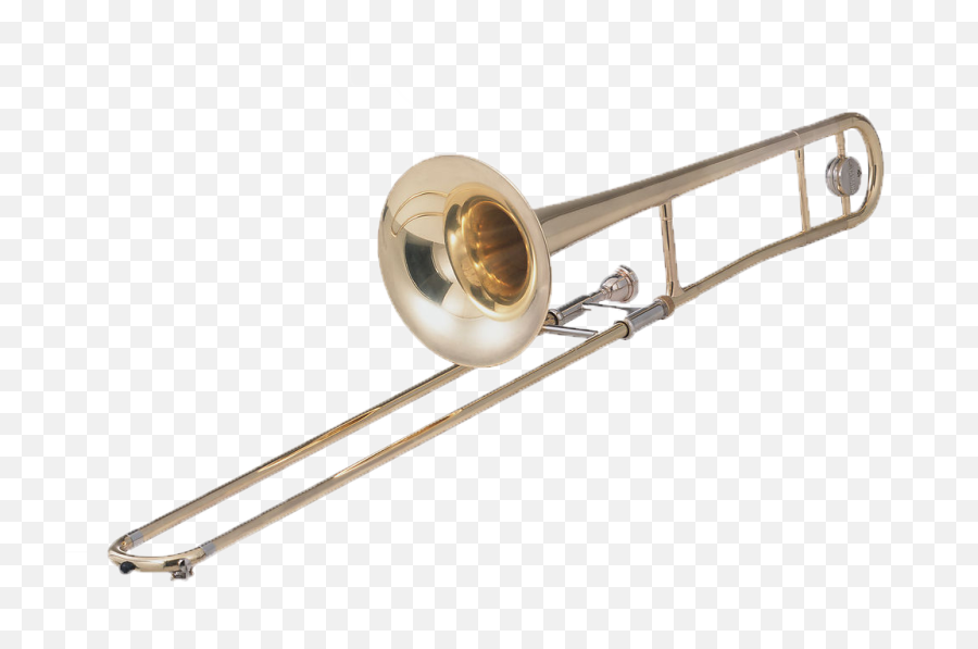 Trombone Musical Instrument - Trombon Png Emoji