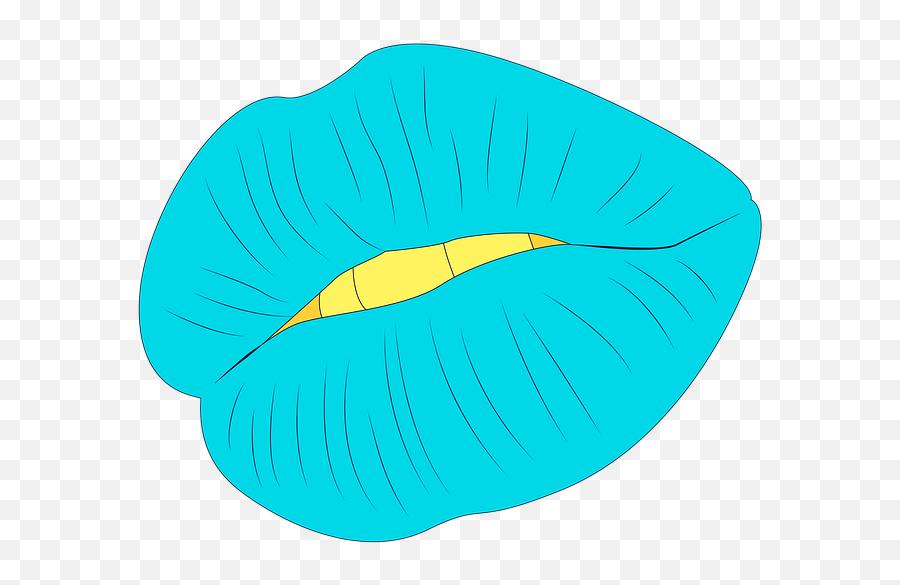 Lips Sexy Kiss - Clip Art Emoji