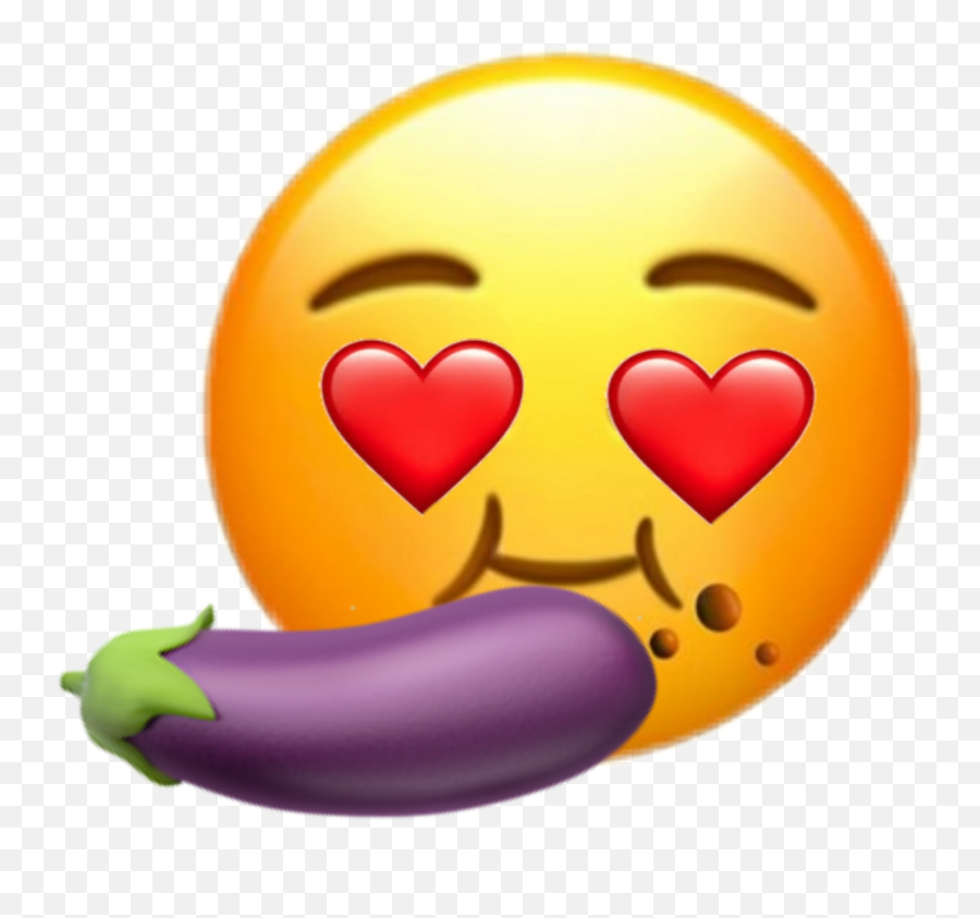 Largest Collection of Free - toEdit eggplant Stickers on PicsArt Emoji