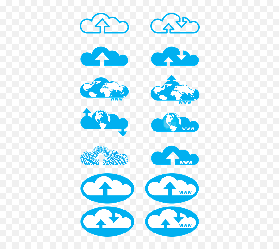 Free Connection Network Vectors - Clip Art Emoji