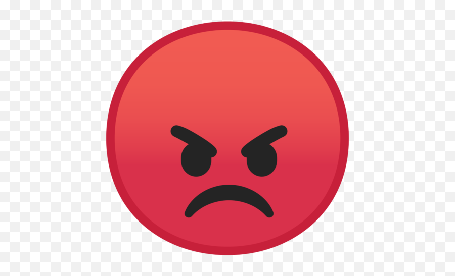 Pouting Face Emoji - Angryface Twitch