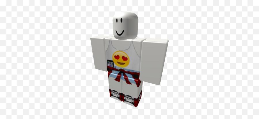 Emoji Face Shirt With Pants And A Cell Phone Chara Roblox Pants
