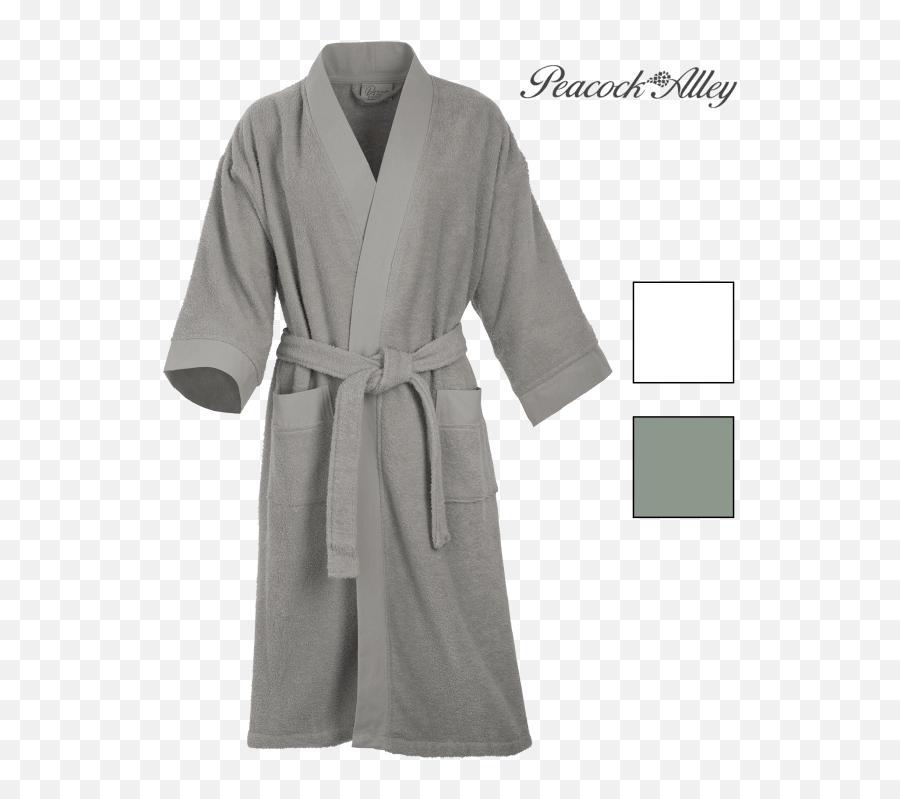 Peacock Alley Dream Robe - Overcoat Emoji