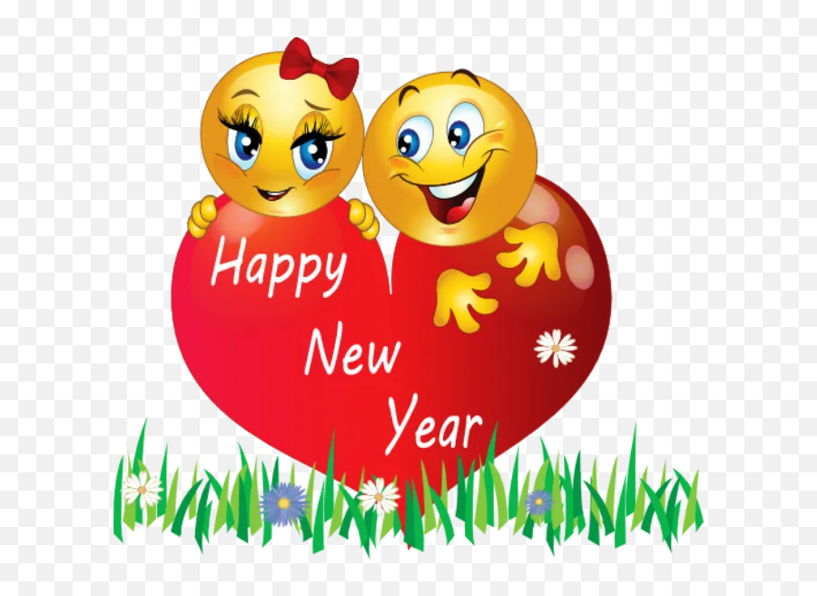Happy New Year Emoji 2020 Text Art Copy And Paste For Free - Happy New Year Emoji 2020