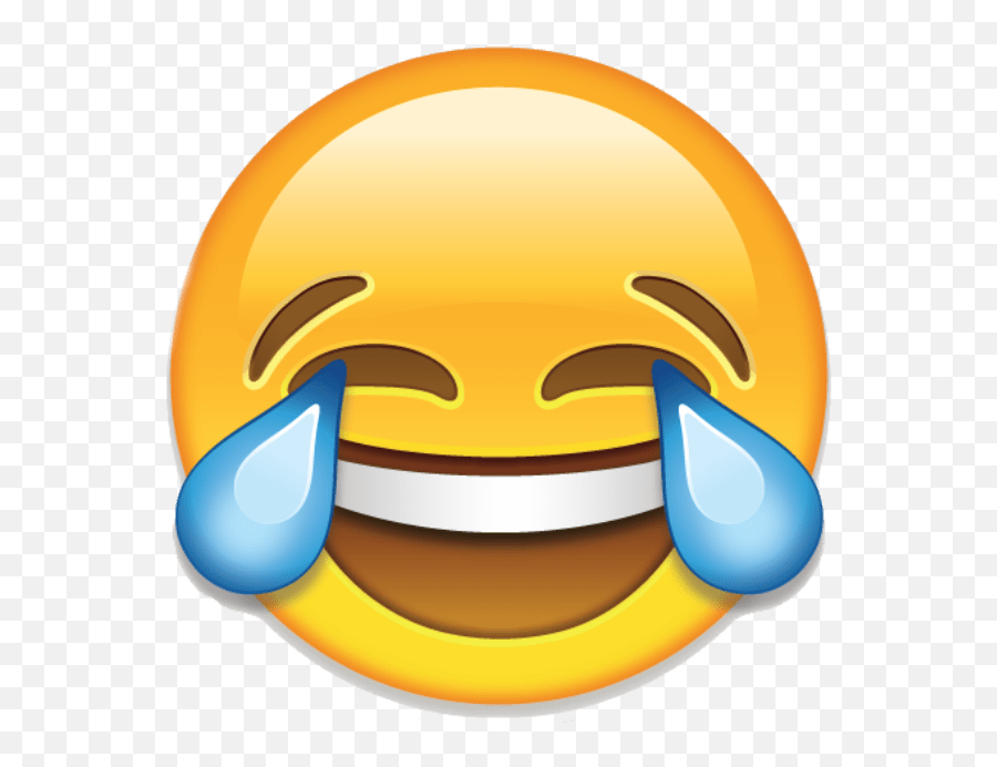 Memebase - Laugh Emoji Png