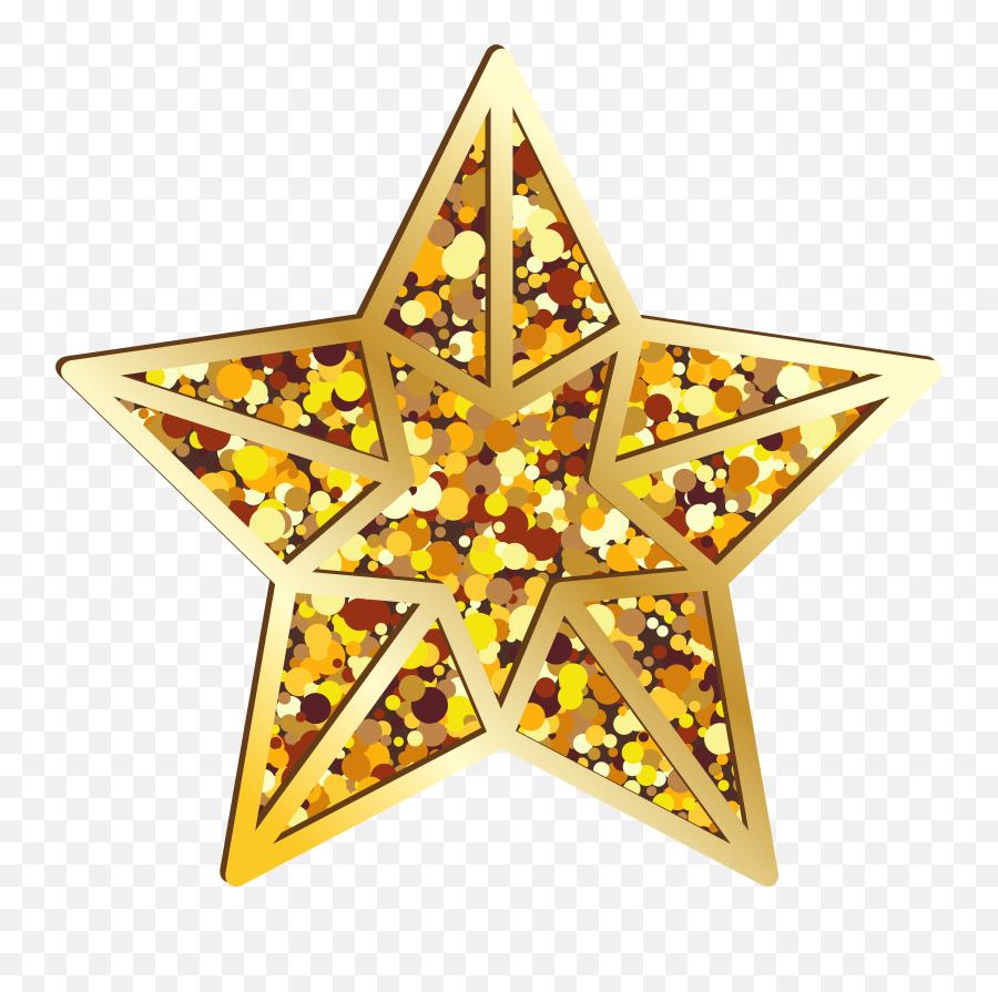 Gold Stars Emoji Clip Art Stars Emojis Pictures