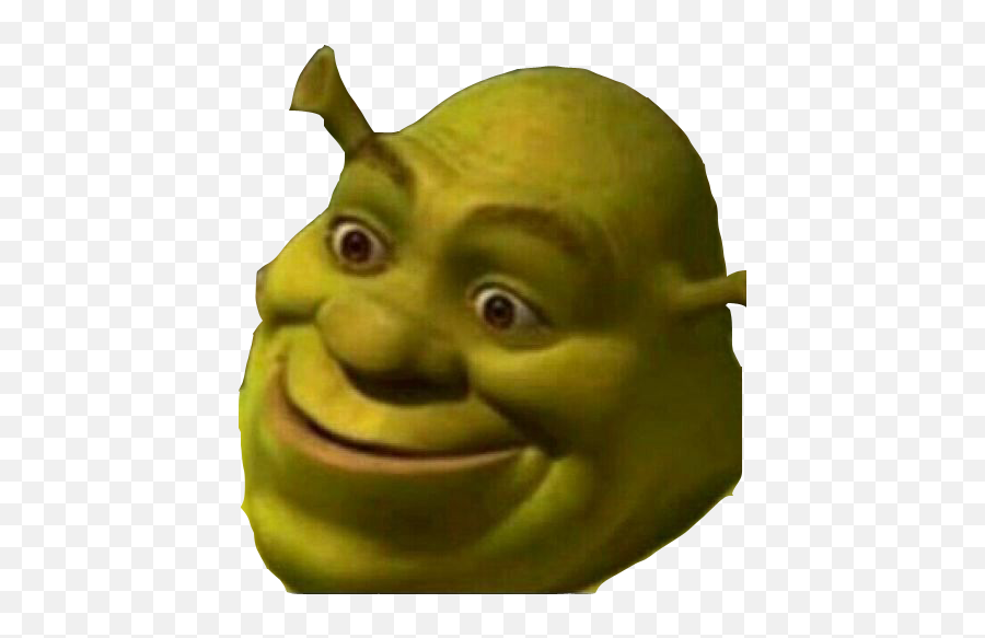 Meme Emoji - Discord Emoji  Shrek Meme Face