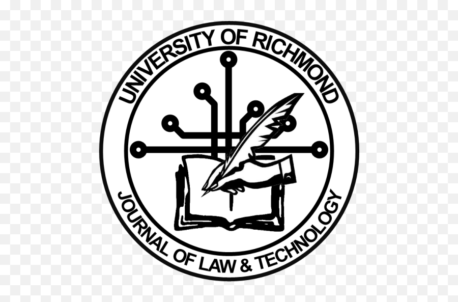 Richmond Journal of Law and Technology - Catherine Schroeder Richmond School Of Law Emoji