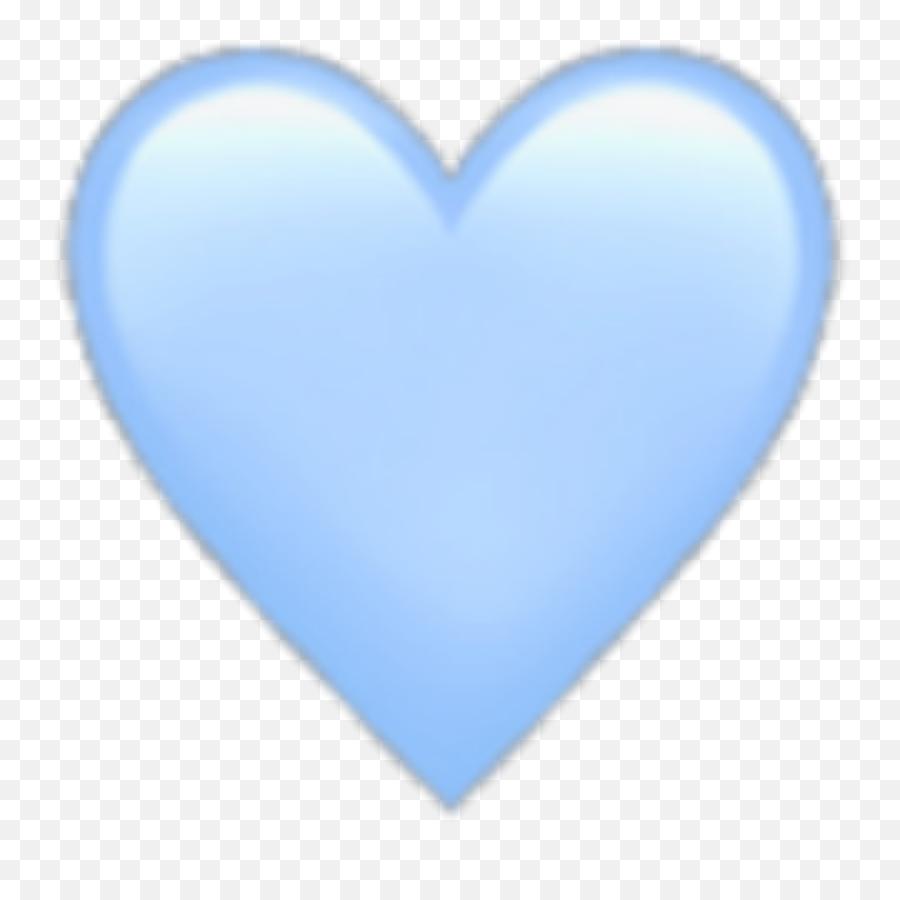 Blueheart Heart Emoji Blueheartemoji - Heart