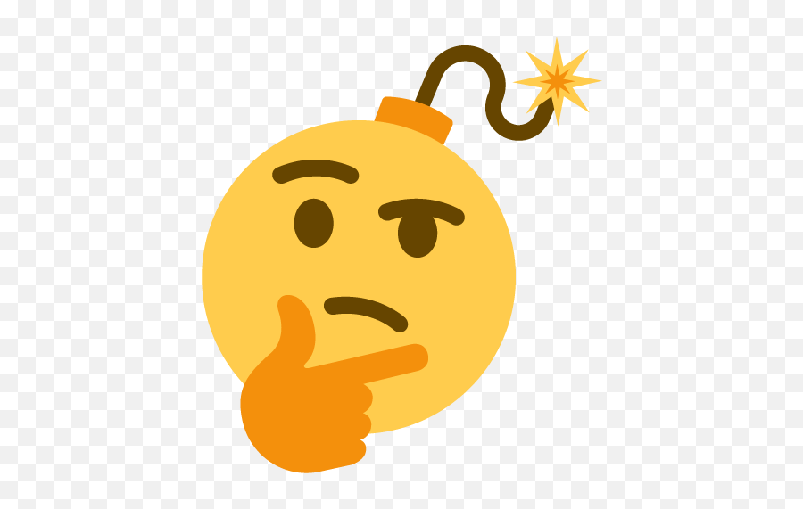 Thinking - Discord Thinking Emoji Meme