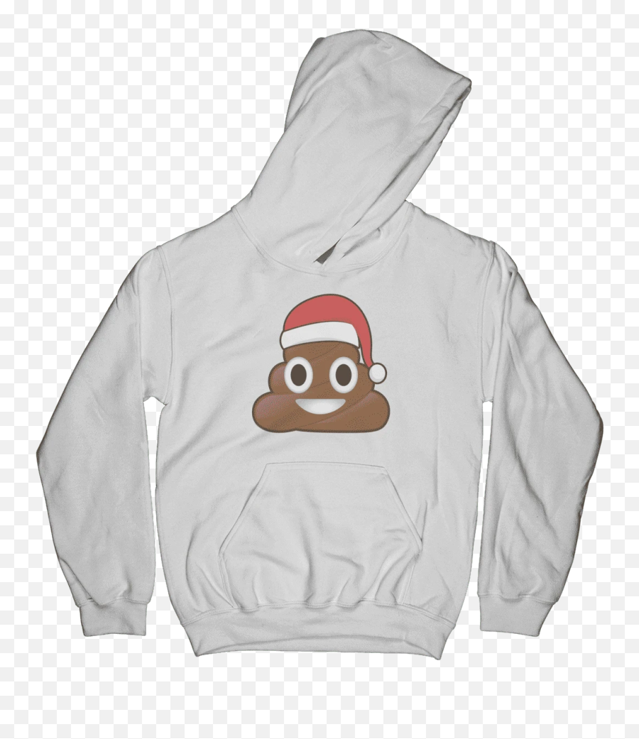 Christmas Poo Emoji - Christmas Day,Hail Emoji