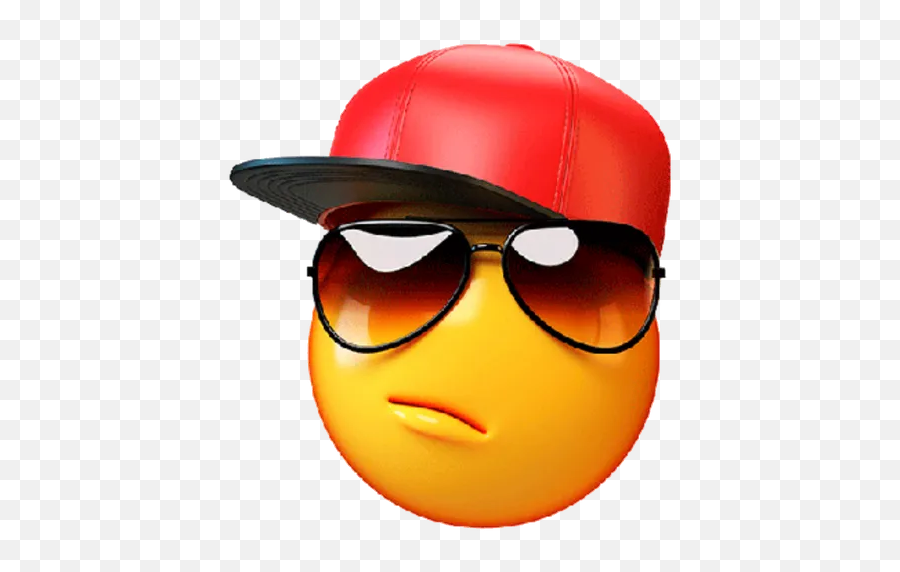 3d Emoticons Whatsapp Stickers Stickers Cloud Emoji Wearing Hat Lip Emoticons Free Transparent Emoji Emojipng Com