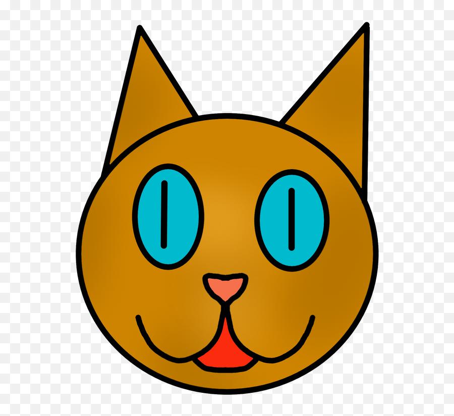 Cat Emoji - Cartoon,Cat Emoji