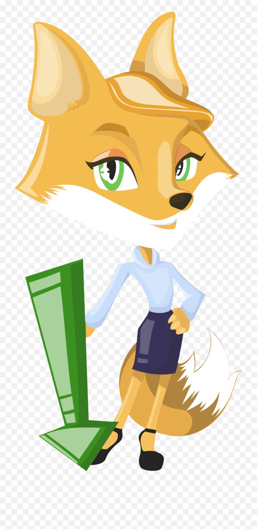 Fox Png And Vectors For Free Download - Dlpngcom Portable Network Graphics Emoji,Fox Emoticon