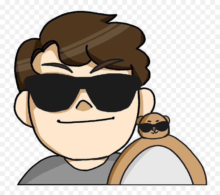 2D Art Portfolio - Cartoon Emoji