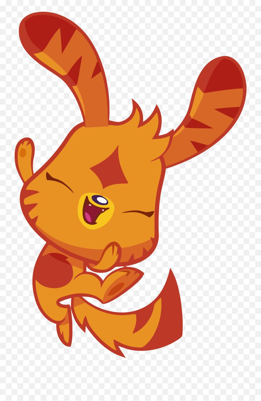 Katsuma Joy Clipart Png Transparent Png - Large Size Png Katsuma Moshi Monsters Png Emoji,Joy Emoji Png