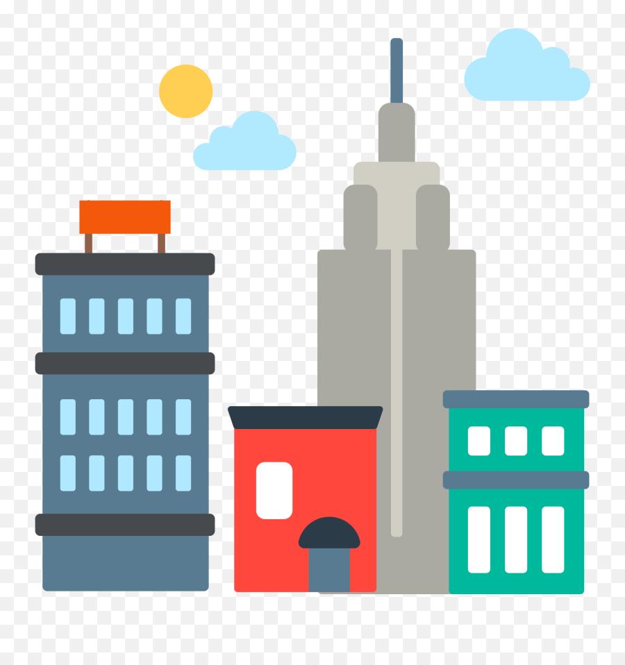 Fxemoji U1f3d9 - Cityscape Emoji