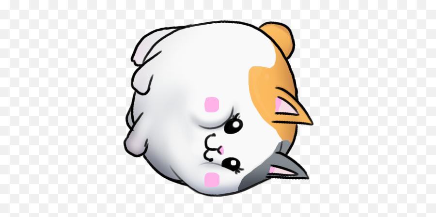 Cat Emojis For Discord - Fat Cat Discord Emoji,Cat Emoji