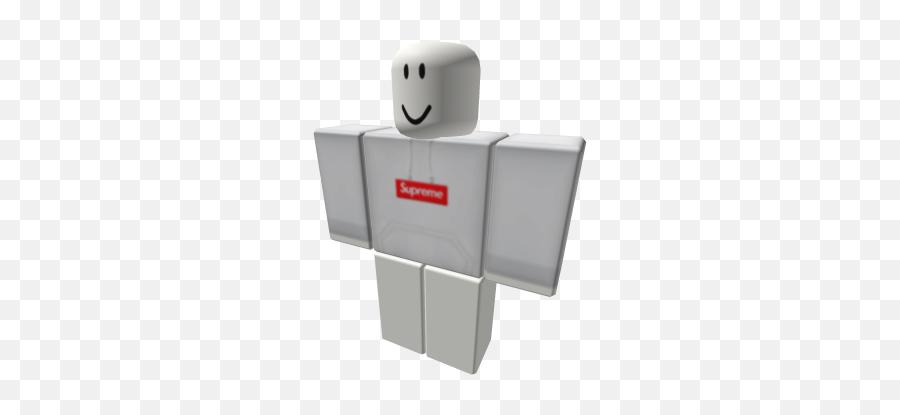 Supreme Box Logo Hoodie - Plain Yellow Shirt Roblox Emoji