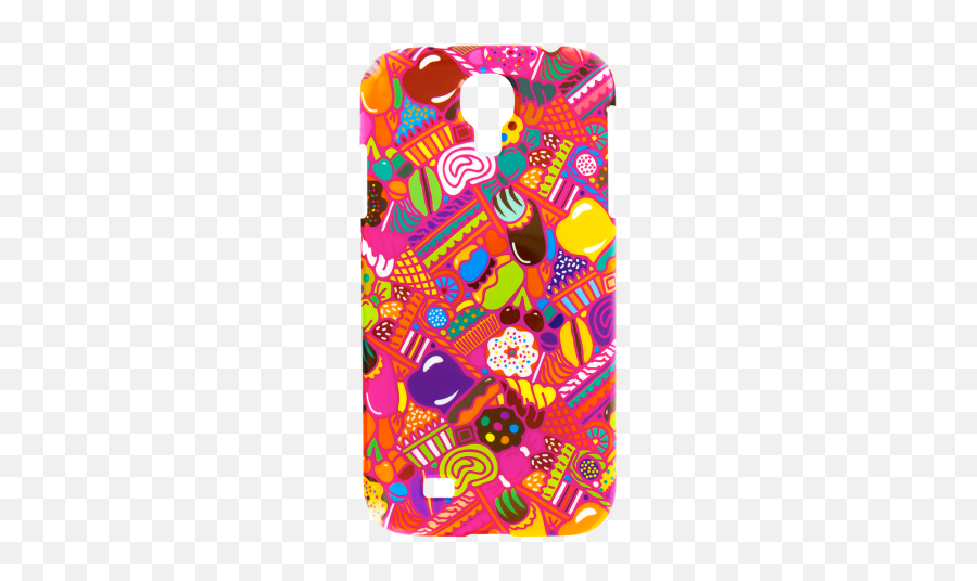 Case For Samsung S4 - Sam Cover S4 Candy Mobile Phone Case Emoji,How To Use Emojis On Galaxy S4