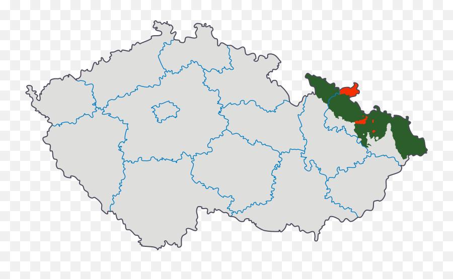 Czech Silesia - Interaktivní Mapa Eské Republiky Emoji,Joy Emoji