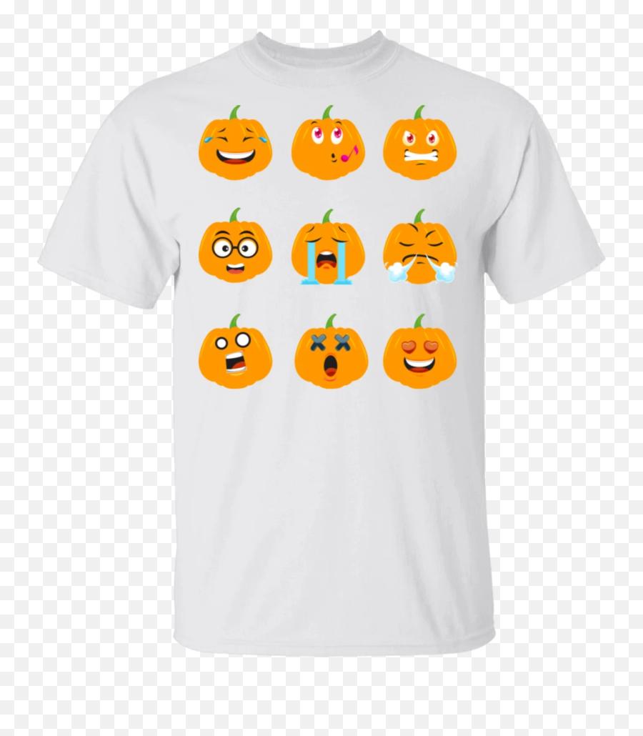 Pumpkin Emoji Halloween Fall Thanksgiving T,Emoji Pumpkin