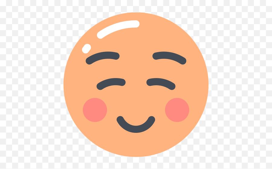 Smiling Face Icon - Png Emoji Amor,Zany Face Emoji