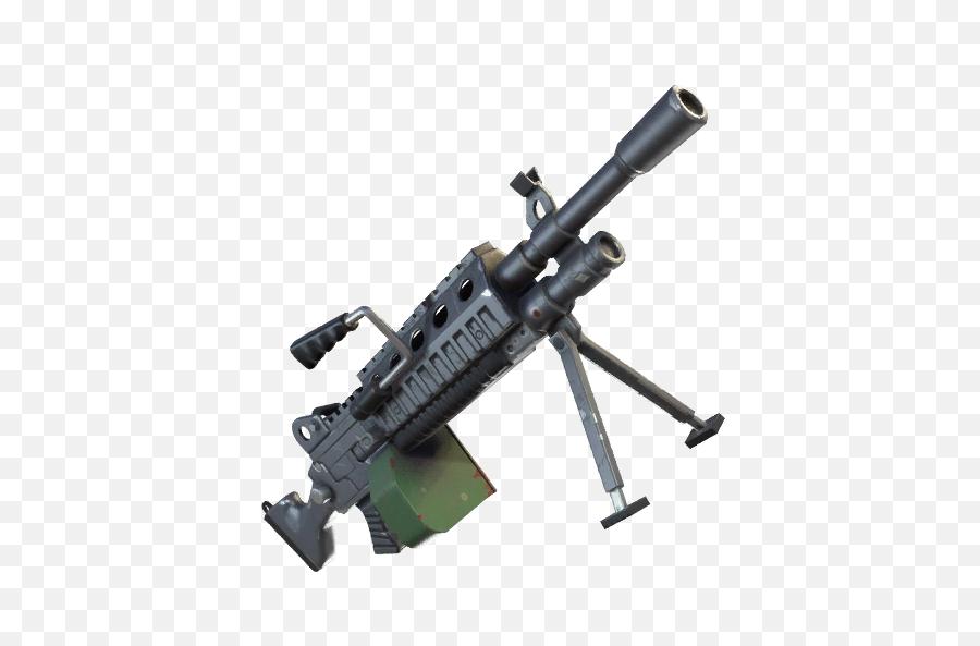 Fortnite Weapon Statistics - Light Machine Gun Fortnite Emoji
